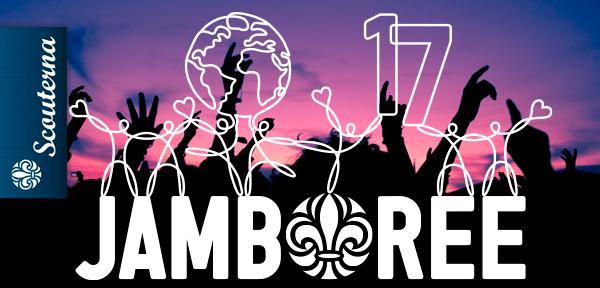Bilder från Jamboree 2017